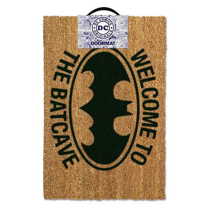 Doormat Welcome To The Batcave