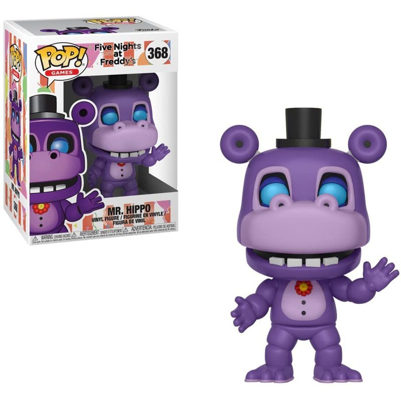 Funko Five Nights at Freddy's Mr. Hippo 368