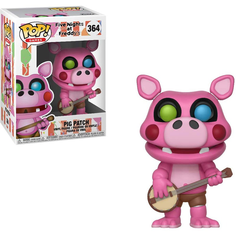 Funko Five Nights at Freddy's Pig Patch 364