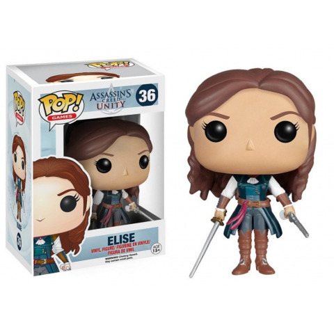 Funko Assassin's Creed Elise 36