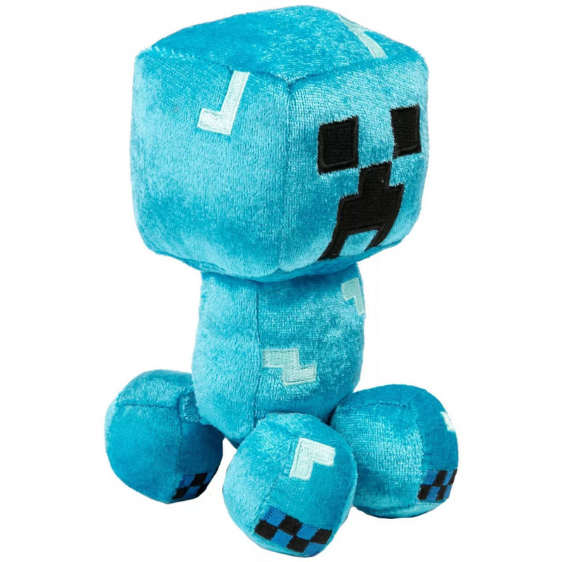 JINX MINECRAFT Happy Explorer Charged Creeper