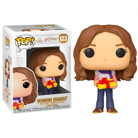 Funko Harry Potter Holiday Hermione Granger 123