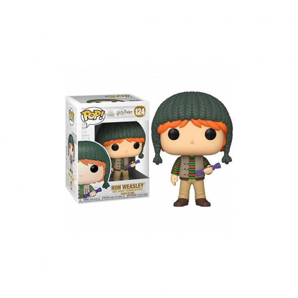 Funko Harry Potter Holiday Ron Weasley 124