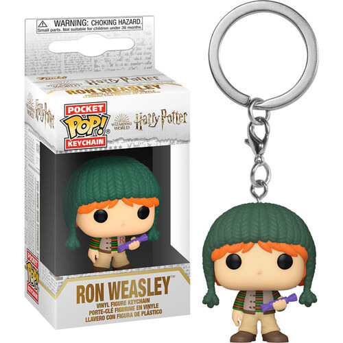 Privjesak Funko Harry Potter Holiday Ron