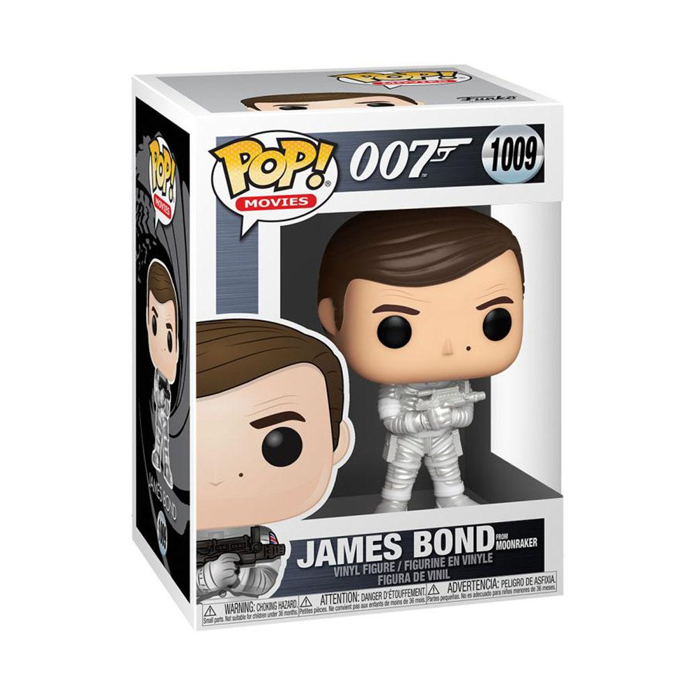 Funko James Bond Roger Moore (Moonraker) 1009