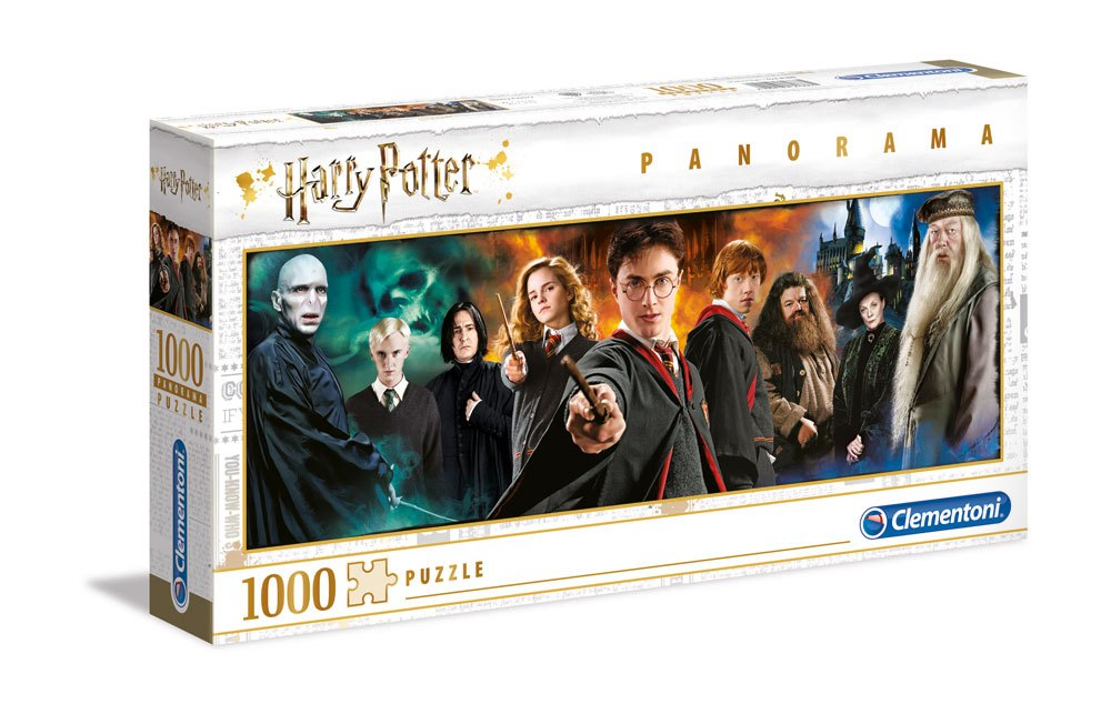 Puzzle Harry Potter Panorama Characters
