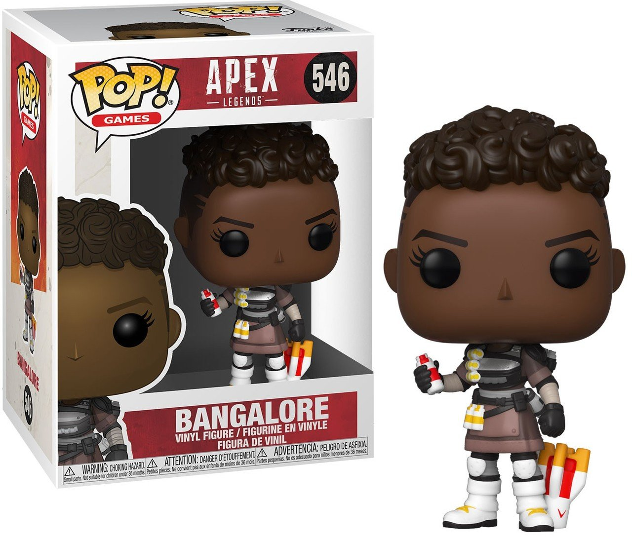 Funko Apex Legends Bangalore 546