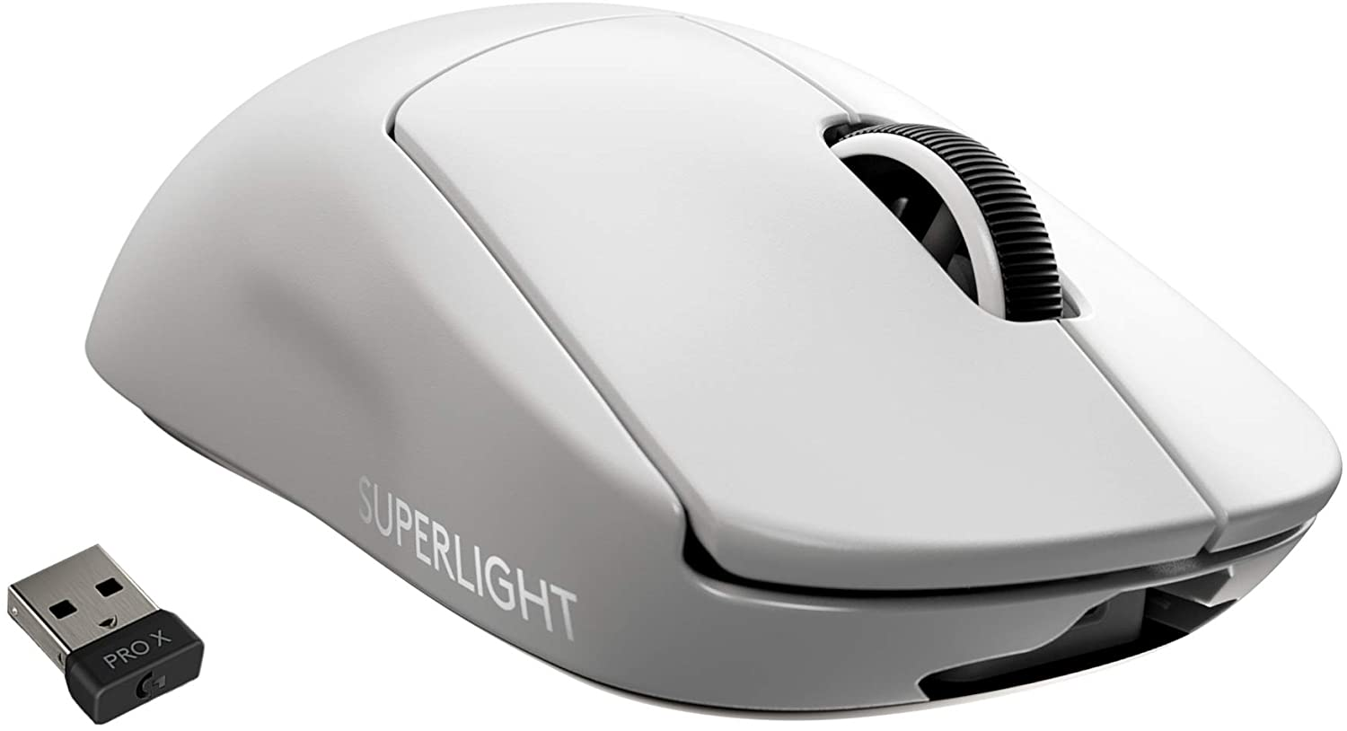 Logitech G PRO X Superlight Wireless White