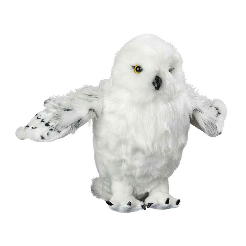 AF Harry Potter Collectors Plush Hedwig Wings Open 35 cm
