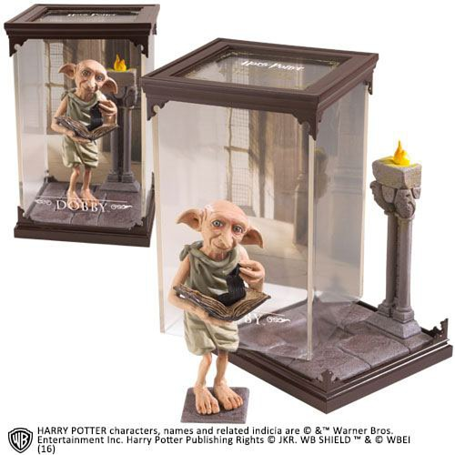 AF Harry Potter Magical Creatures Statue Dobby 19 cm