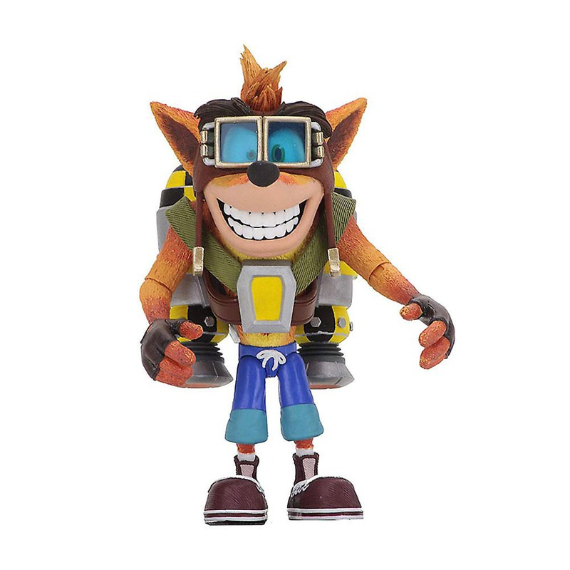 AF Crash Bandicoot Deluxe Jetpack Crash