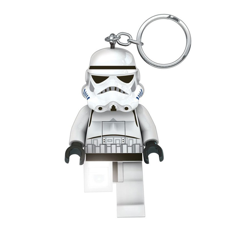Privjesak LEGO LED Star Wars Light-Up Stormtrooper 6 cm