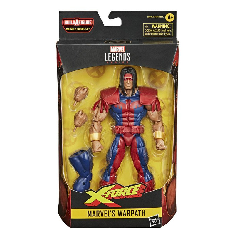 AF Marvel Legends Series Marvel's Warpath 15 cm