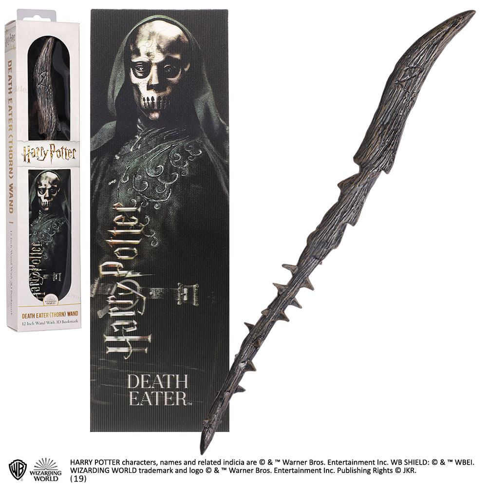 AF Harry Potter PVC Wand Replica Death Eater 30cm
