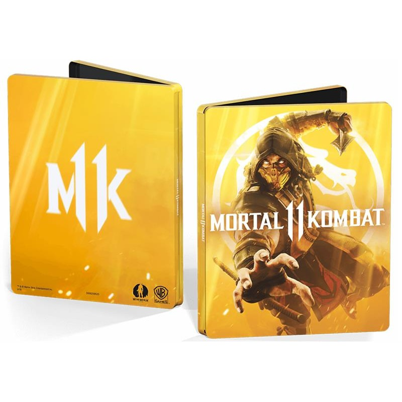 XBOX1 Mortal Kombat 11 Ultimate Steelbook