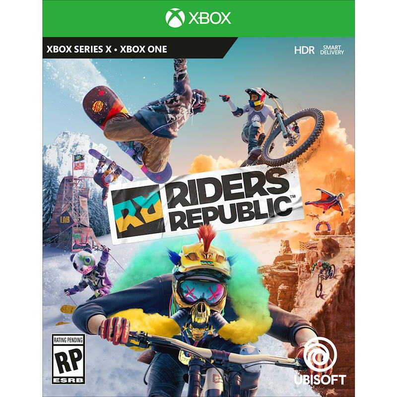 XBOX1 Riders Republic