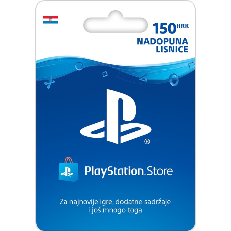 Sony PSN 150 HRK