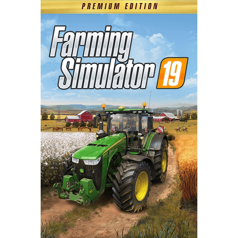 PC Farming Simulator 19 Premium Edition