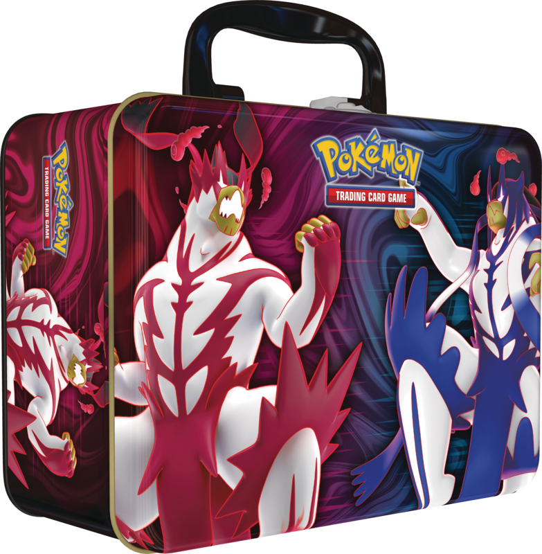 Pokemon Collectors Chest Tin Q1 2021
