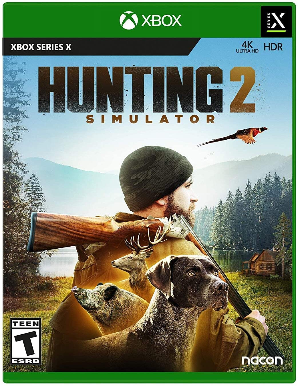 XBSX Hunting Simulator 2