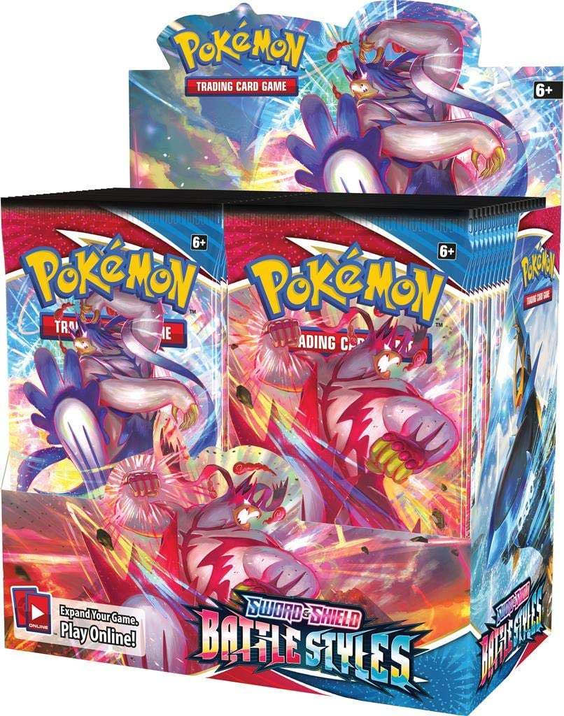 Pokemon Swish 5 Booster Box (sealed)