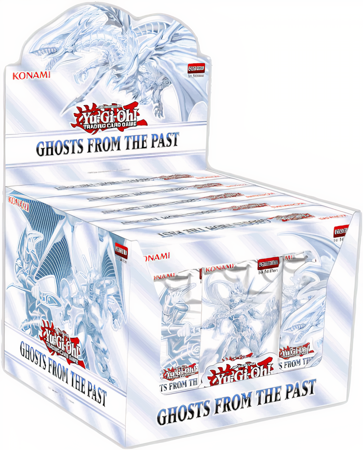 Yu-Gi-Oh Ghosts From The Past (sealed)